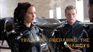 The Hunger Games Full Original Motion Picture Soundtrack