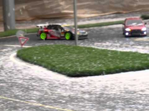 RC Snow Drift  2011.1.23