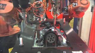 BMW dizel motor üretimi