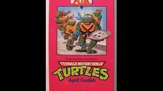 Closing To Teenage Mutant Ninja Turtles:April Foolish 1990