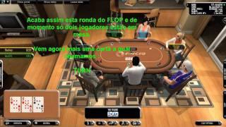 Como jogar poker - basico PKR view on youtube.com tube online.
