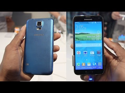 Galaxy S5 Speed: The U.S. Galaxy S5 will soon get a big speed boost