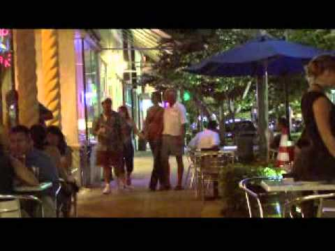 Downtown Hollywood, Florida travel destination