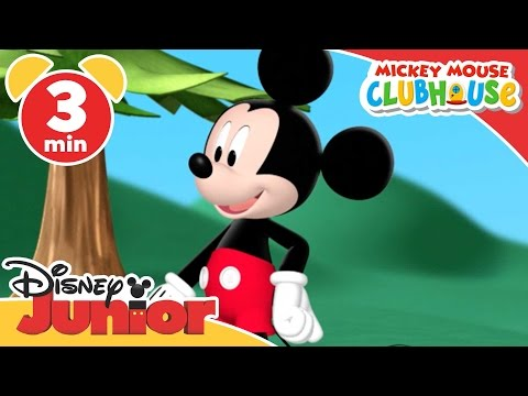 Mickey Mouse Clubhouse | Hungry Chipmunks | Disney Junior UK