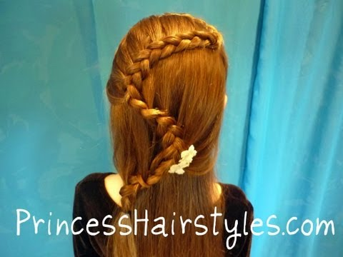 Winding Snake Braid, Braided Hairstyles, Hair4myprincess