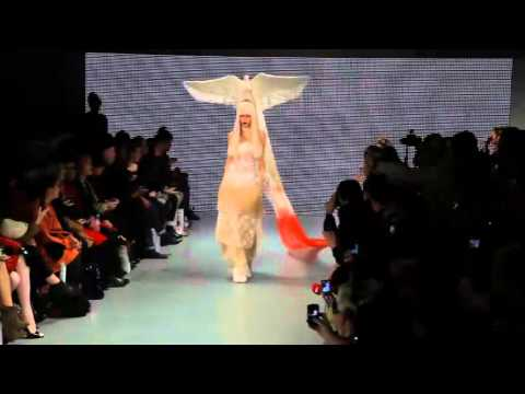 CHARLIE LE MINDU.- FALL 2011 FASHION SHOW BY XXXX MAGAZINE