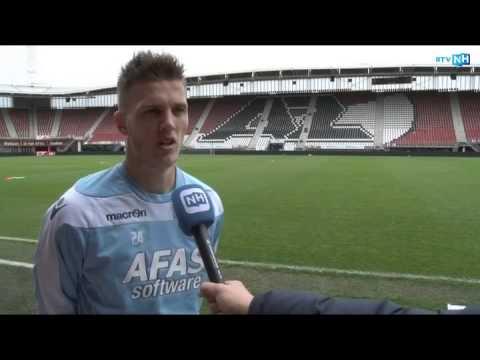 Jeffrey Gouweleeuw gaat gesprek aan met Van Basten