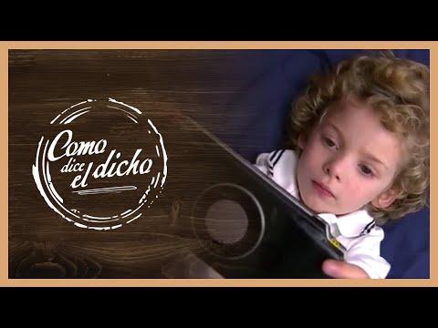 Samuel manipula a sus padres | Quien a su hijo consiente | Como dice el dicho