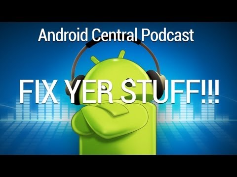 Android Central Podcast Ep. 181 - Live recording!
