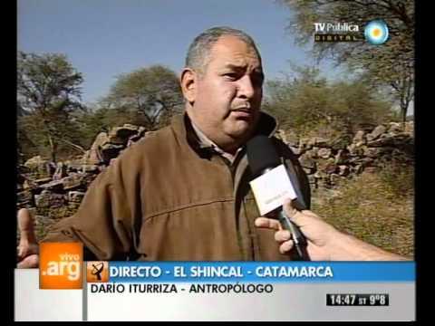 Vivo en Argentina - El Shincal, Catamarca - Ruinas arqueológicas - 04-07-12