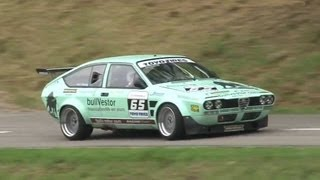 Alfa Romeo Gloria (2013) videos