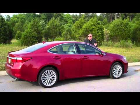 The Car Concerns Radio USA Car-Of-The-Year! 2013 Lexus ES350 Sedan