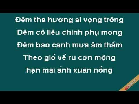 Xóm Đêm Karaoke - Ngọc Lan - CaoCuongPro