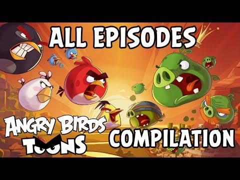 Angry Birds - První sezóna