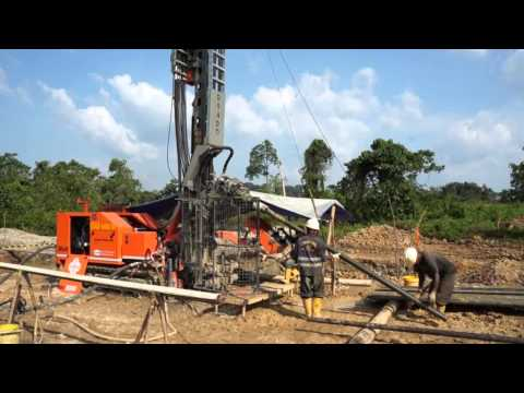 Dando Drilling Australia Mineral Exploration Drilling Rigs