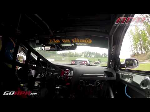 APR Motorsport B8 S4 with Ian Baas Behind the Wheel!