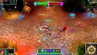 Full - Warrior Princess Sivir (Visual Upgrade 2013) League of Legends Skin Spotlight