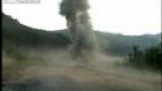 Shockwave Of Big Explosion