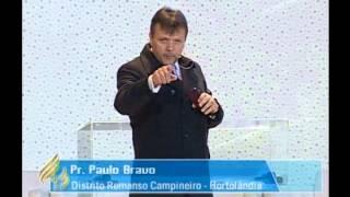 14/08/14 - Pr. Paulo Bravo - Ouvindo a Voz de Deus