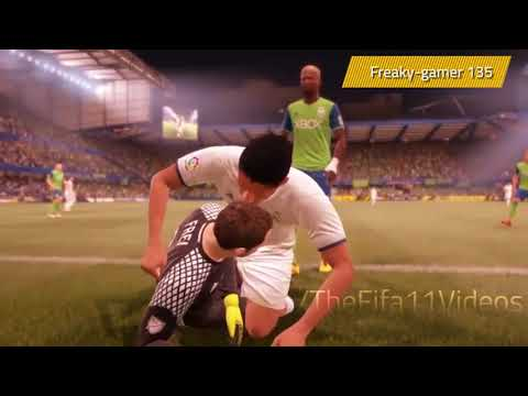 Best FIFA 17 FAILS ● Glitches, Goals, Skills ● #3