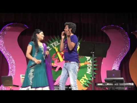 TRI-STATE TELUGU ASSOCIATION:  30TH ANNIVERSARY: MELODIOUS MOMENTS WITH SUNITHA: SILPA KRISHNA