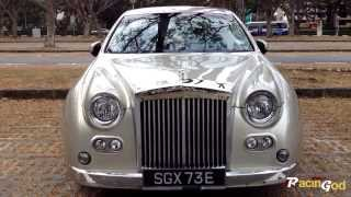 Mitsuoka Galue Walkaround Video