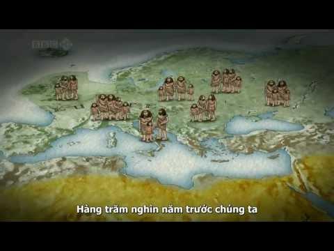 Hành trình vĩ đại của loài người - Châu Âu - The Incredible Human Journey