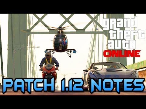 GTA 5 Online : NEW LESTER ABILITY, NO POLICE MODE, RP PAYOUTS ( Patch 1.12 Notes )