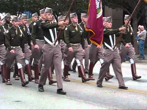 texas a m corps of cadets to march in fort worth