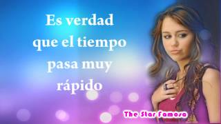 Miley Cyrus I Miss You [Letra Traducida Al Español