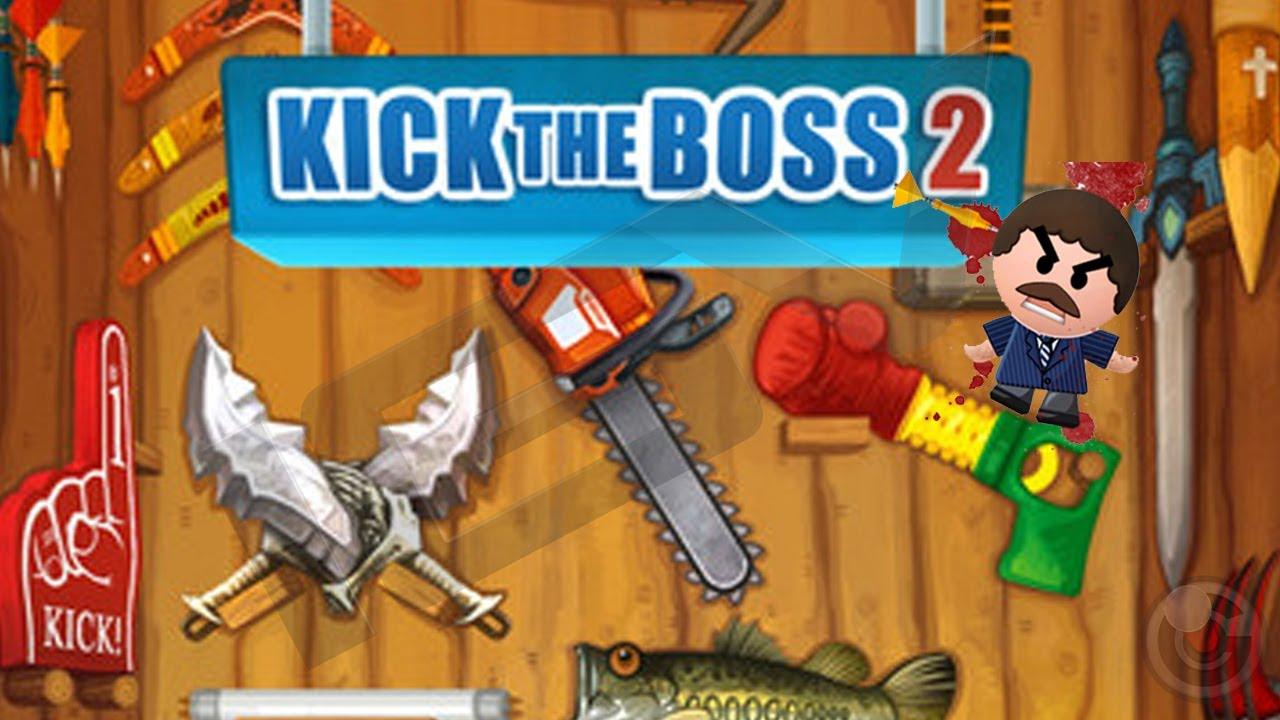 kick my boss 2