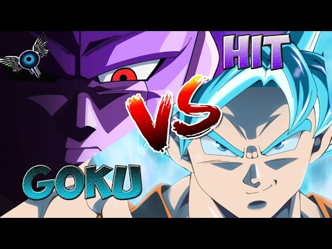 SON GOKU VS HIT RAP - IVANGEL MUSIC | DRAGON BALL SUPER