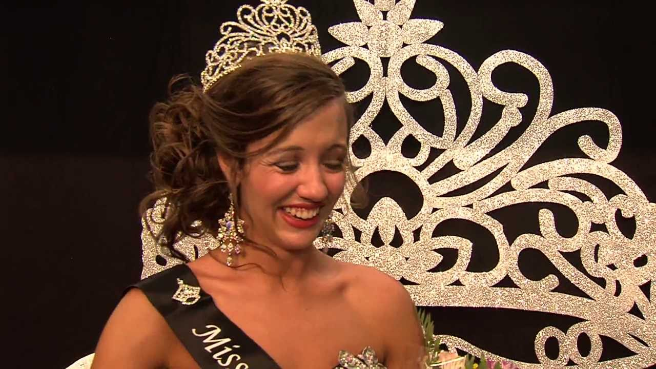 wand tv news hannah wolfe crowned 2013 fair queen youtube. Black Bedroom Furniture Sets. Home Design Ideas