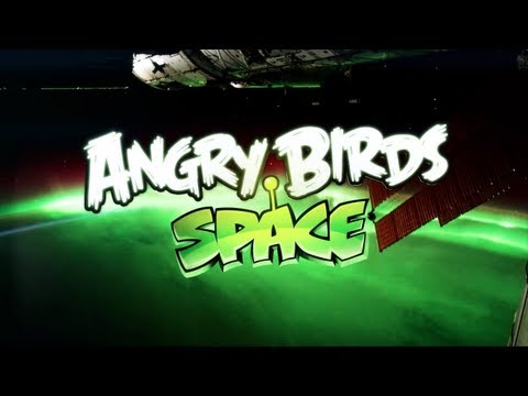 Angry bird space announcement video