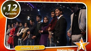 Video Afghan Star Season 8 Episode.12 Top 11 Result Show