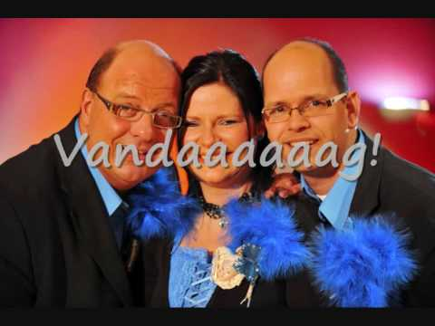 w-dreej vandaag 2010 WINNAAR lyrics (met tekst)