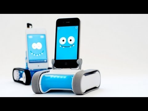 Romo Robot 2013 Hot Tech Toy Reviews