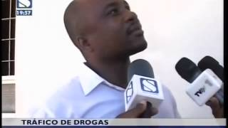 PRM detm sete indivduos na posse de cocana