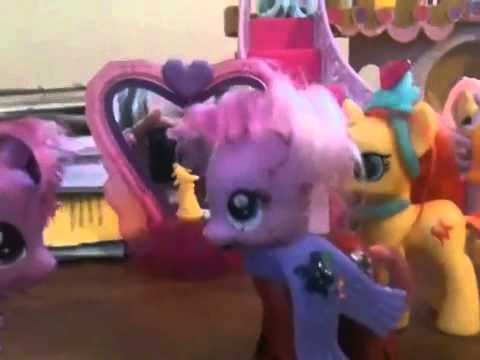 Mlp wolf girl part 1