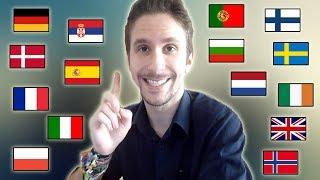 Pronouncing The Longest Words In European Languages #1