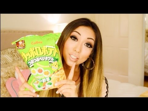 Healthy Snacks and Asian Food Haul