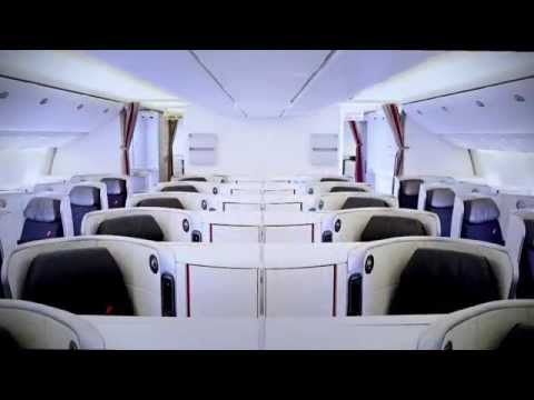 Air France Boeing 777: Behind The Scene