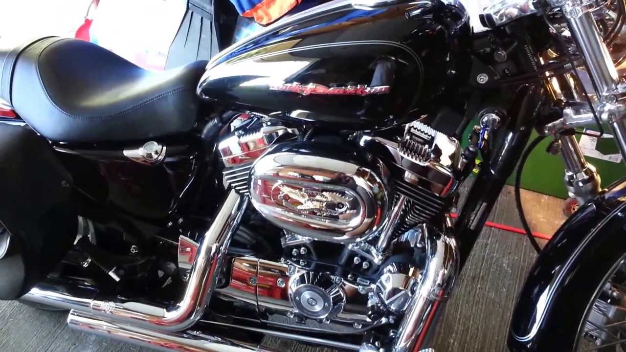 Harley Sportster  Carb Problems