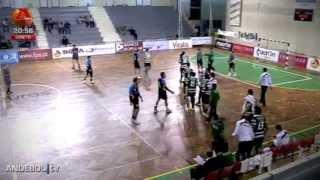Andebol :: 07J :: Sporting - 37 x Maia/ISMAI - 24 de 2013/2014
