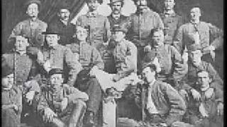 Mosby's Greenback Raid, Oct., 1864 in Duffields, WV by Jim Surkamp view on youtube.com tube online.