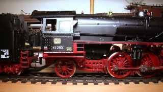 Das kleine Echtdampf Live Steam Museum