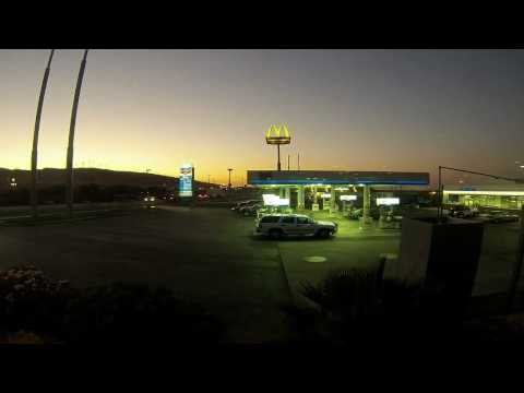 Gas Station Time Lapse