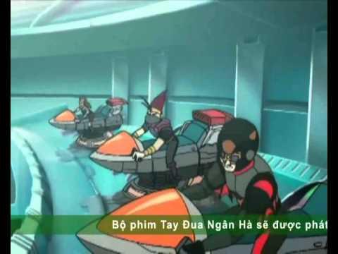 Lịch phát sóng phim Tay Đua Ngân Hà - Galaxy Racers - Đường đua Ngân Hà