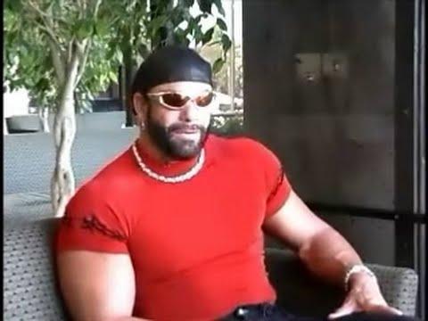 Macho Man Randy Savage shoot interview [2000]