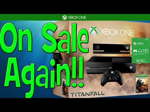 Xbox One Titanfall Bundle On Sale Again!! Cheaper than PS4??